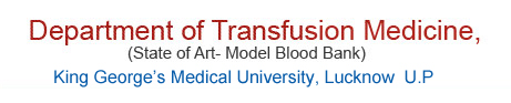 Department of Transfusion Medicine